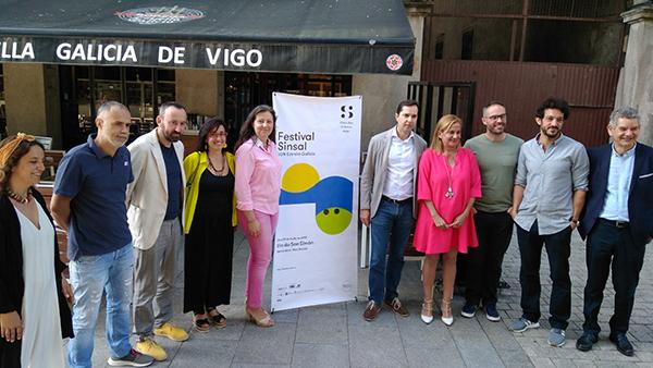 SON Estrella Galicia patrocina el Festival Sinsal 2018