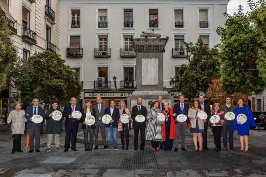 Premios de la Gastronomía de la Comunidad de Madrid - los premiados