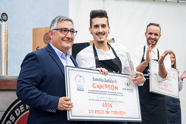 Campeonato Tiraje de Cerveza Estrella Galicia