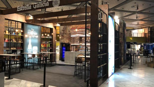 Estrella Galicia Stand Granada Gourmet