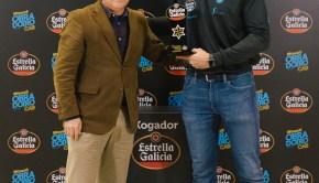 Jugador Estrella Galicia Octubre - Obradoiro