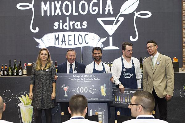 Certamen coctelería Maeloc Granada