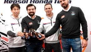 Renovación Estrella Galicia 0,0 Repsol Honda Team