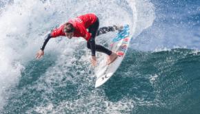 Cabreiroá se hermana con el surf