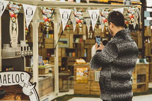 Mercado de la Cosecha en A Coruña