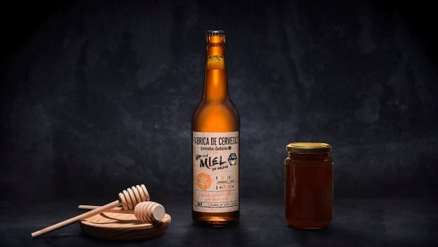 Fábrica de Cervezas con miel de Galicia