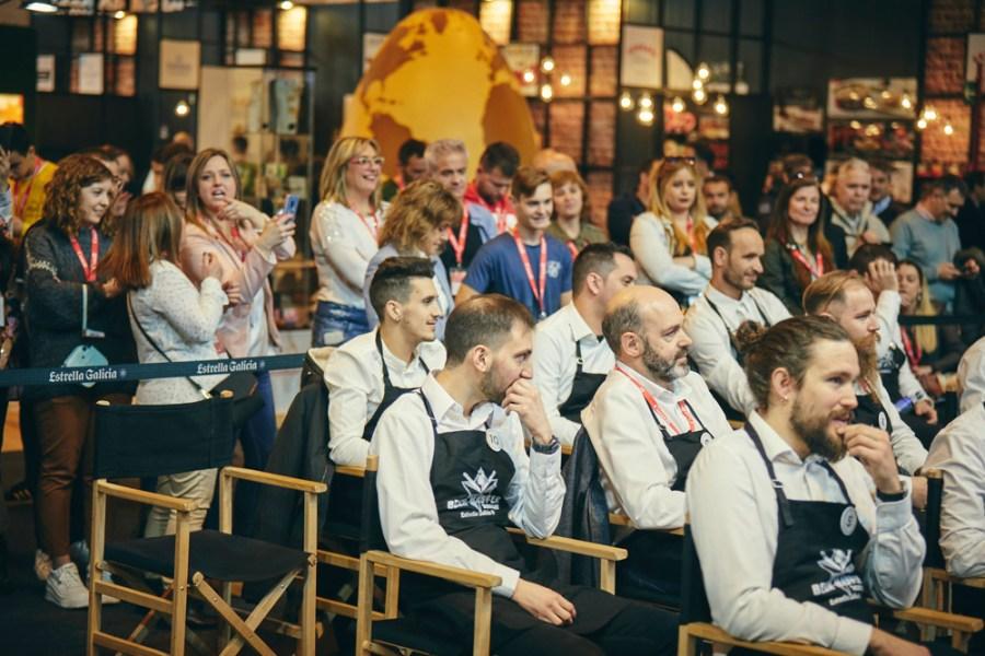 Campeonato BeerMaster Estrella Galicia 2019, en el recinto IFEMA, Salón de Gourmets