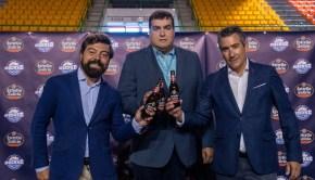 Estrella Galicia y Club Ourense Baloncesto