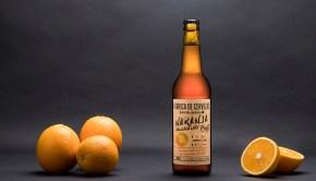 Fábrica de Cervezas Naranja Valencia Late