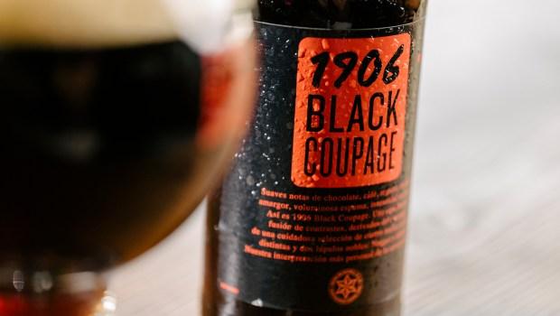 1906 Black Coupage