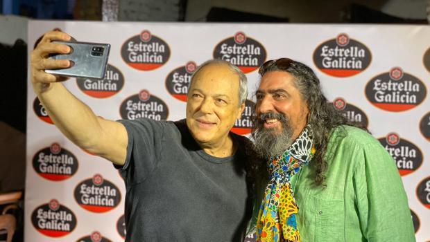 "Diego El Cigala y Toquinho - SON Estrella Galicia ""Brasil abraza a España"""