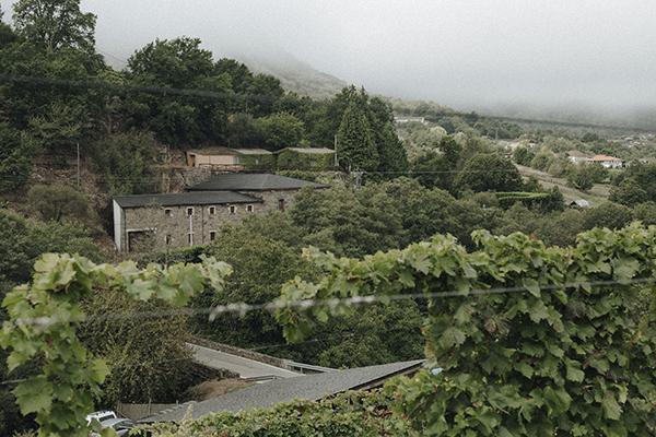 Bodega Ponte da Boga en Castro Caldelas