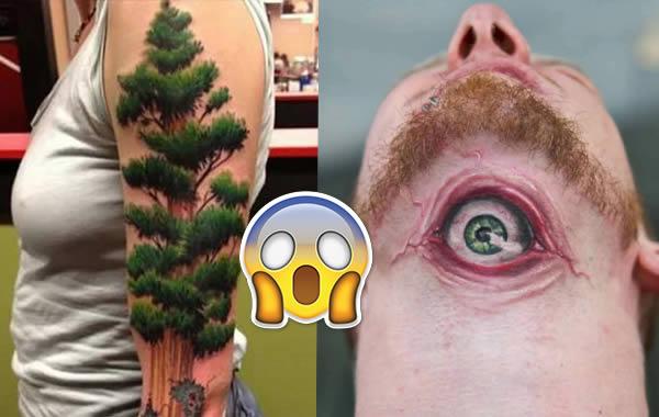 Tatuajes 3d Increibles Imagenes En El Cuerpo Mundo Imagenes Frases