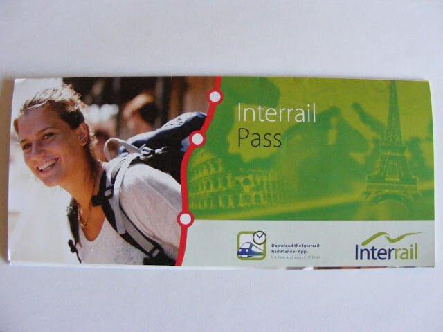 Passe Interrail 01 Mundo Indefinido