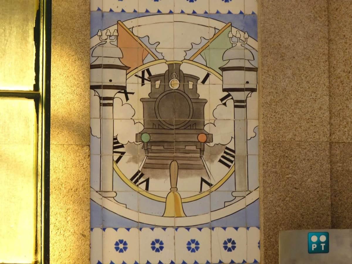 A estação ferroviária de Porto-São Bento (e os seus lindos azulejos)