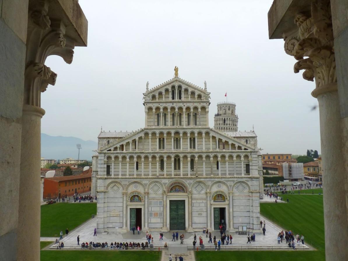 Cattedrale di Pisa Mundo Indefinido