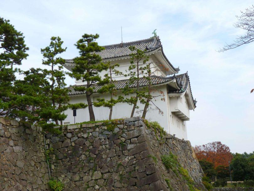 Nagoya Castelo 02 Japão Mundo Indefinido