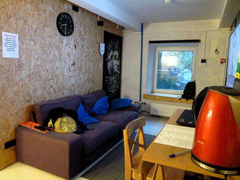 Simple Hostel sala São Petersburgo Rússia Mundo Indefinido