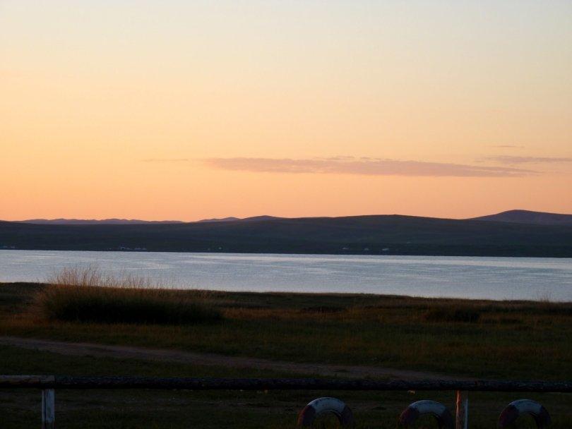 Lago Ogii 02 Mongólia Mundo Indefinido