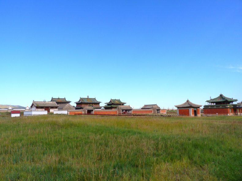 Mosteiro de Erdere Zuu 01 Mongólia Mundo Indefinido