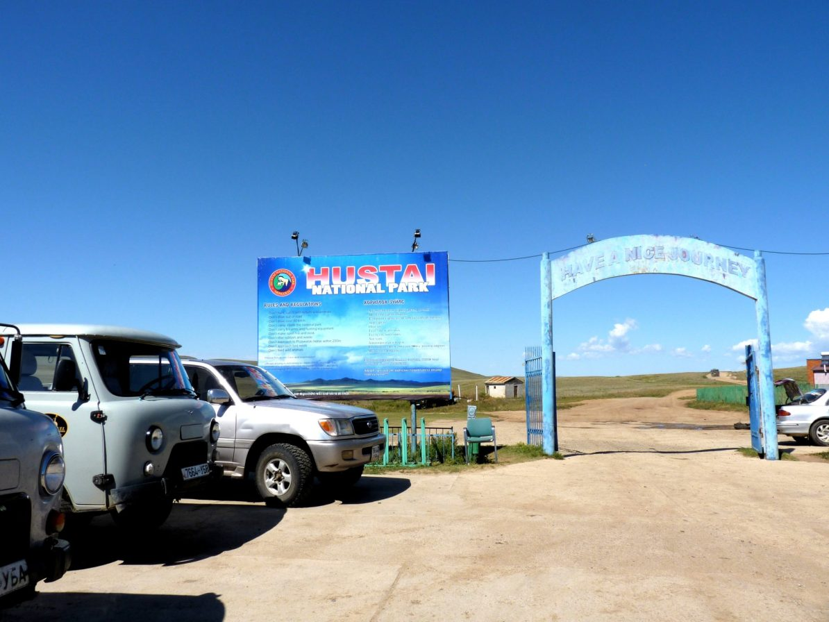 Parque Nacional Hustai 01 Mongólia Mundo Indefinido