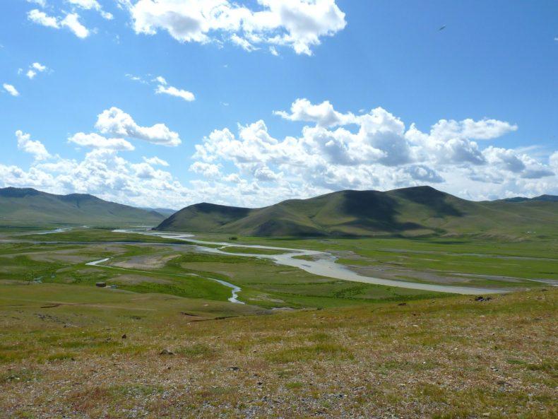 Vale do Orkhon 01 Mongólia Mundo Indefinido