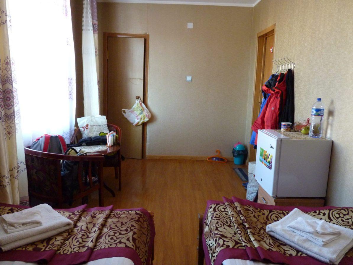 Danista Nomads Tour Hostel 02 Ulaanbaatar Mongólia Mundo Indefinido