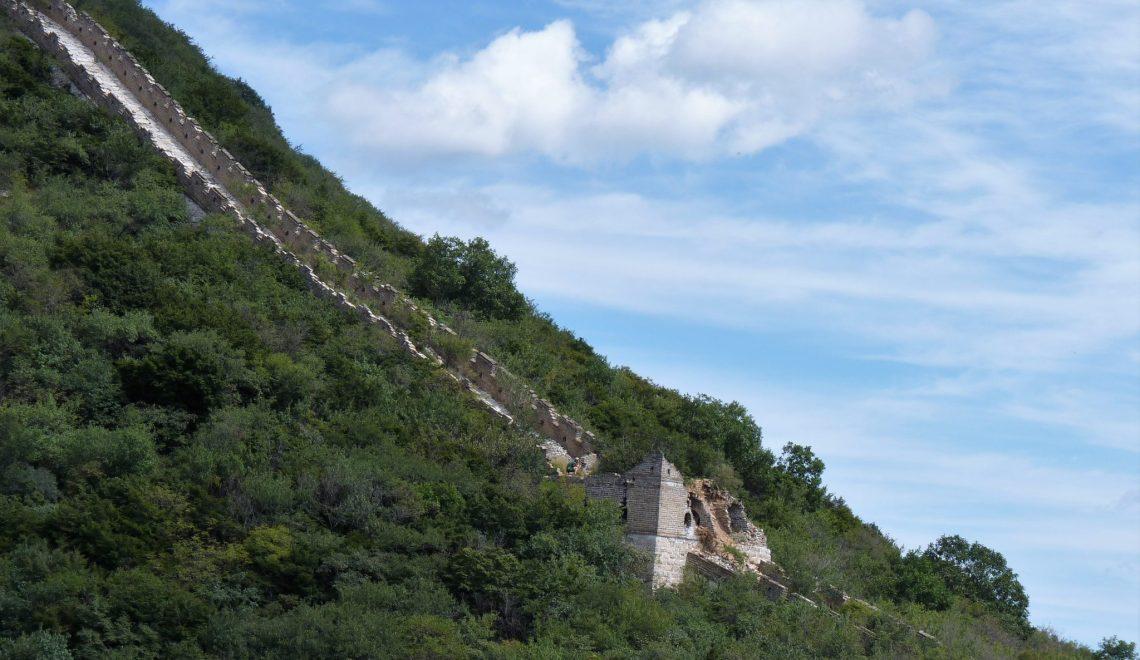 Como fazer a caminhada de Jiànkòu até Mùtiányù, na Grande Muralha da China