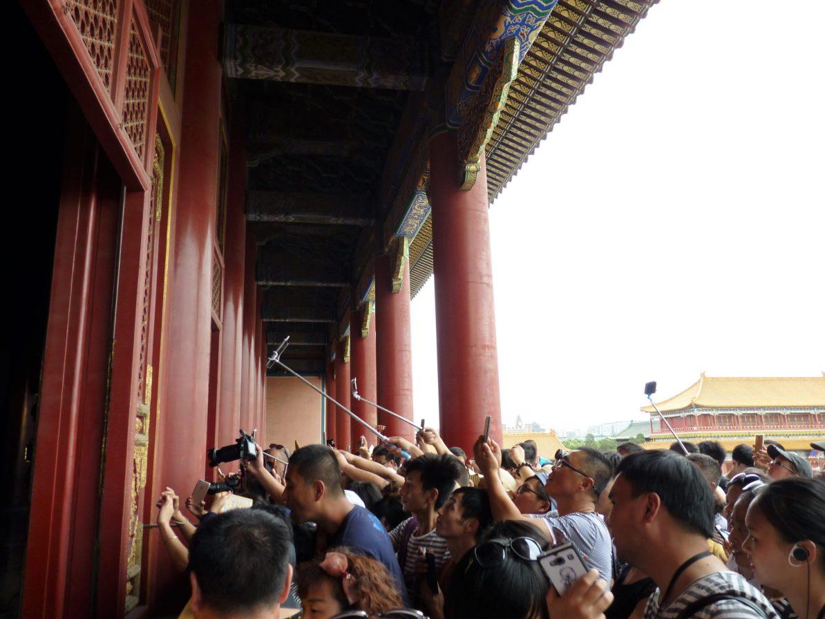 Cidade Proibida 04 Pequim China Mundo Indefinido