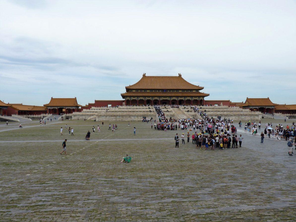 Cidade Proibida 05 Pequim China Mundo Indefinido