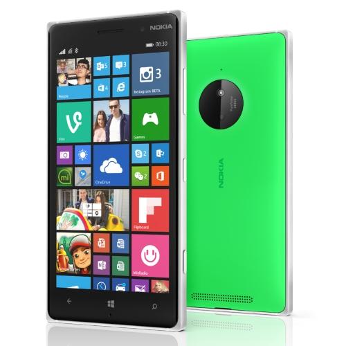 Lumia 830 verde