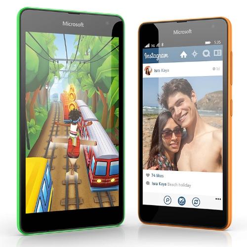 Lumia 535, un gama baja con mucha fuerza