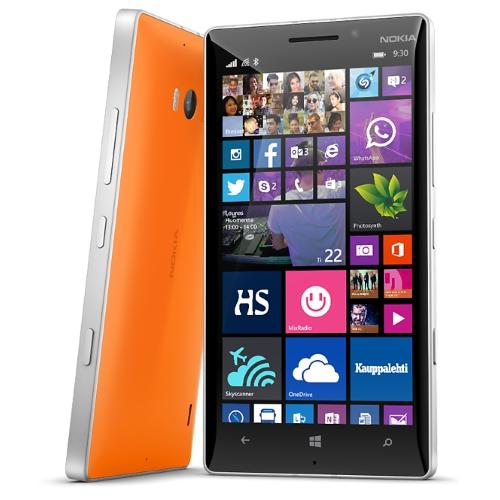 Lumia 930 naranja
