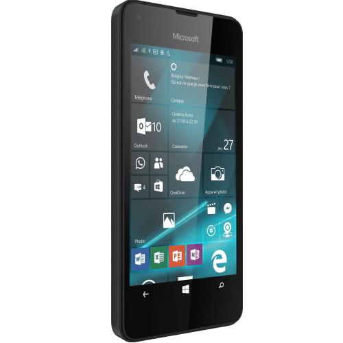 Lumia 550, el nuevo gama baja de Microsoft