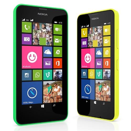 Lumia 630, un gama baja con mucha potencia