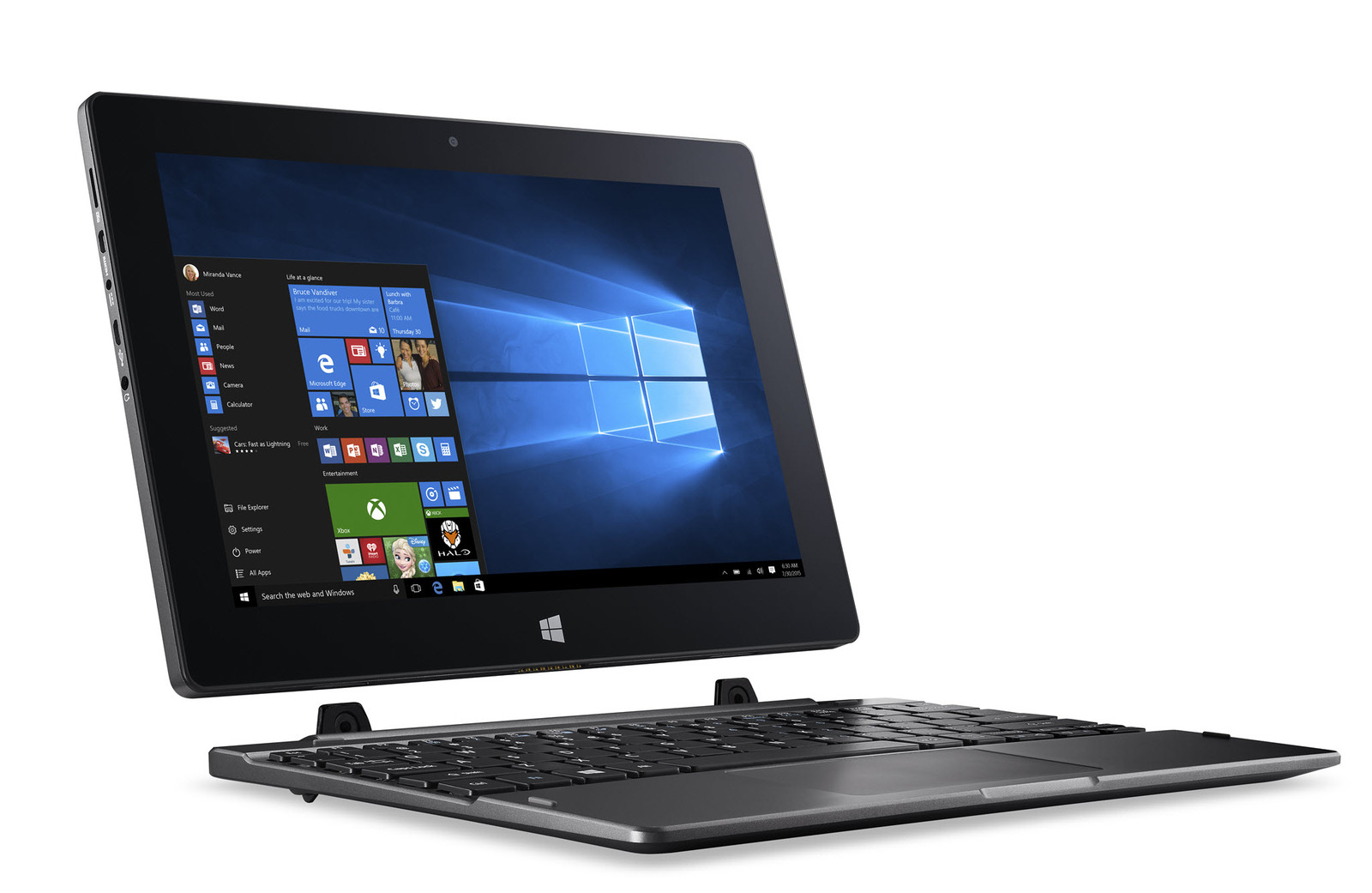 Acer anuncia el Acer Switch One 10