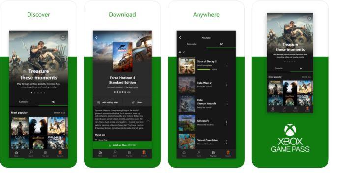 Xbox Game Pass se actualiza