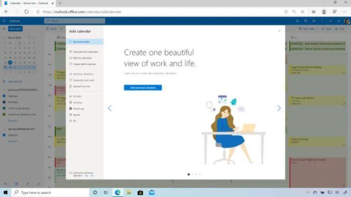 Outlook Web obtiene nuevas funciones