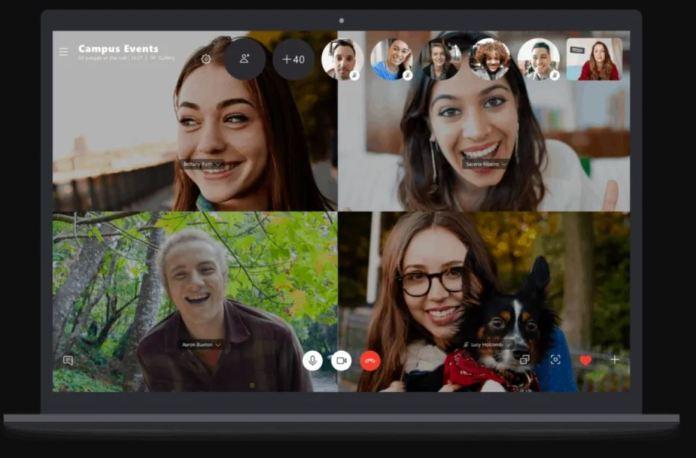 Skype también tendrá fondos personalizados