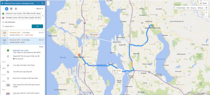 Comienza la migración de Bing y Azure Maps a TomTom