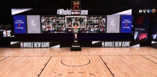 Teams transforma la asistencia a la NBA en plena pandemia