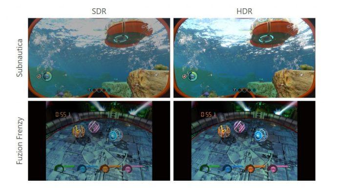 Microsoft muestra las mejoras de Auto HDR y framerate para juegos de consolas anteriores en Xbox Series X / S