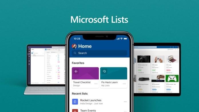 Microsoft Lists ya está disponible para todos con Microsoft 365