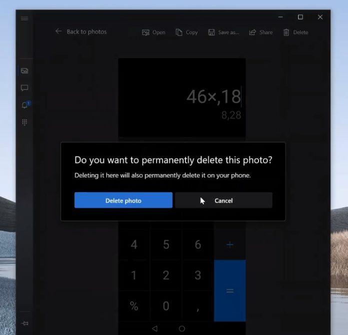 La aplicación Tu Teléfono de Windows 10 tiene una nueva actualización