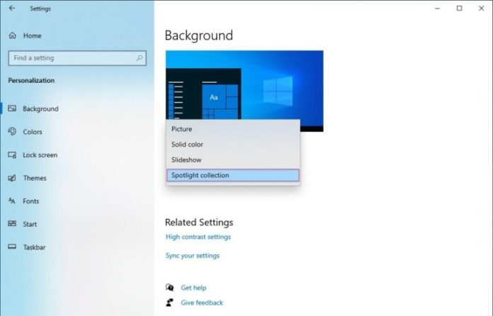"""Microsoft podría llevar los efectos """"Parallax"""" a las pantallas de bloqueo de Windows 10"""