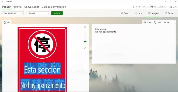 Los de Redmond eliminan la aplicación de traducción de Windows 10