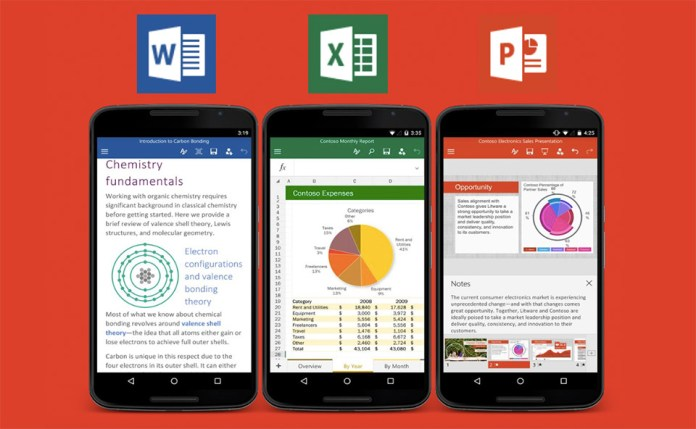 La aplicación de Microsoft Office All-in-one para Android ya es compatible con el modo oscuro