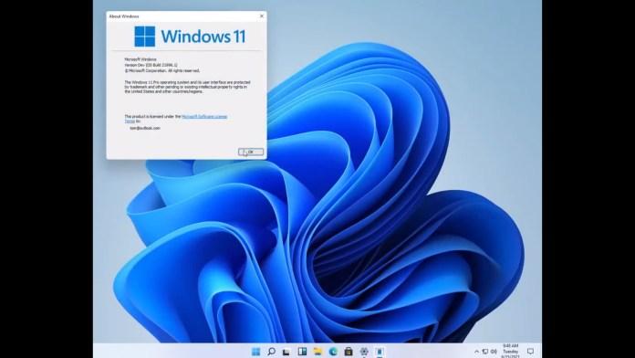 Un nuevo documento de Microsoft sugiere una nueva experiencia de gestos para Windows 11
