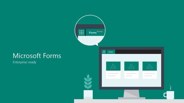 Microsoft Forms comienza a implementar nuevas capacidades de organización