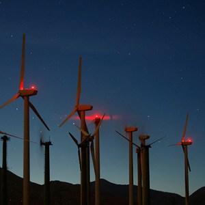 Rüzgâr Tribünu İkaz Lambaları